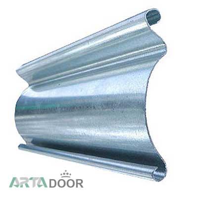 تیغه کرکره برقی فولادی یا گالوانیزه